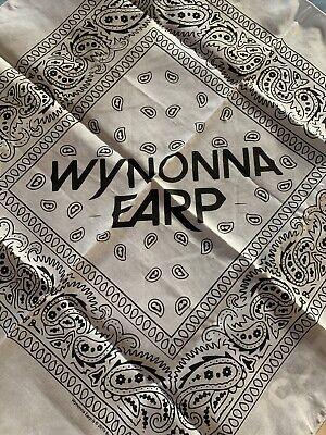 Wynonna Earp SDCC bandana 2019