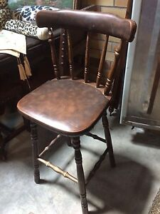 Wooden Bar stool Walcha Walcha Area Preview