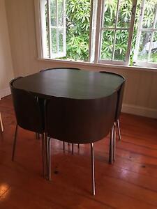 Dining Table and chairs set Red Hill Brisbane North West Preview