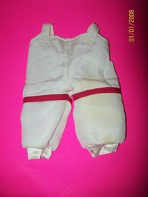 Used, CABBAGE PATCH KIDS astronaut bottom or great snowsuit. for sale  Homeland