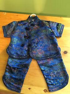 Costumes chinois bébé et enfant