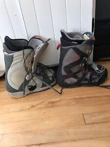 Bottes de snowboard