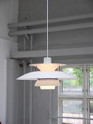 LOUIS POULSEN PH 5 danish modern design lamp DÄNEMARK vintage 70er denmark