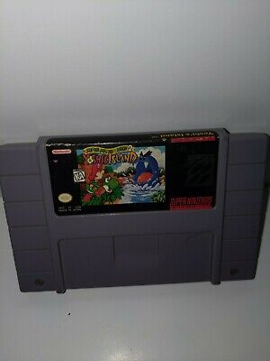 Yoshis Island SNES Authentic Super Nintendo Cartridge Only