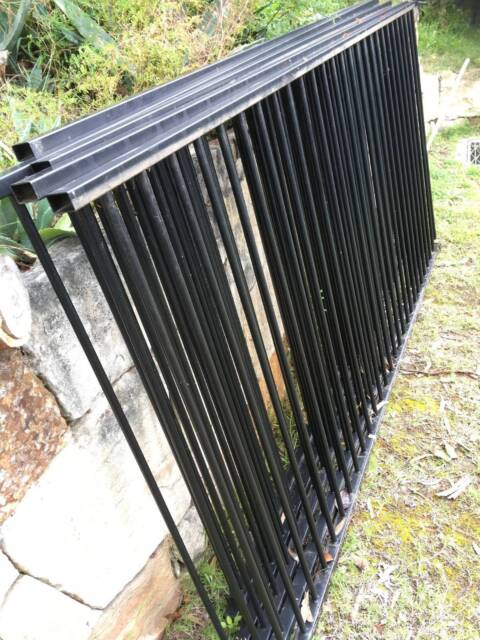 Used Aluminium Pool Fence Posts Pool Gate And Gate Panels