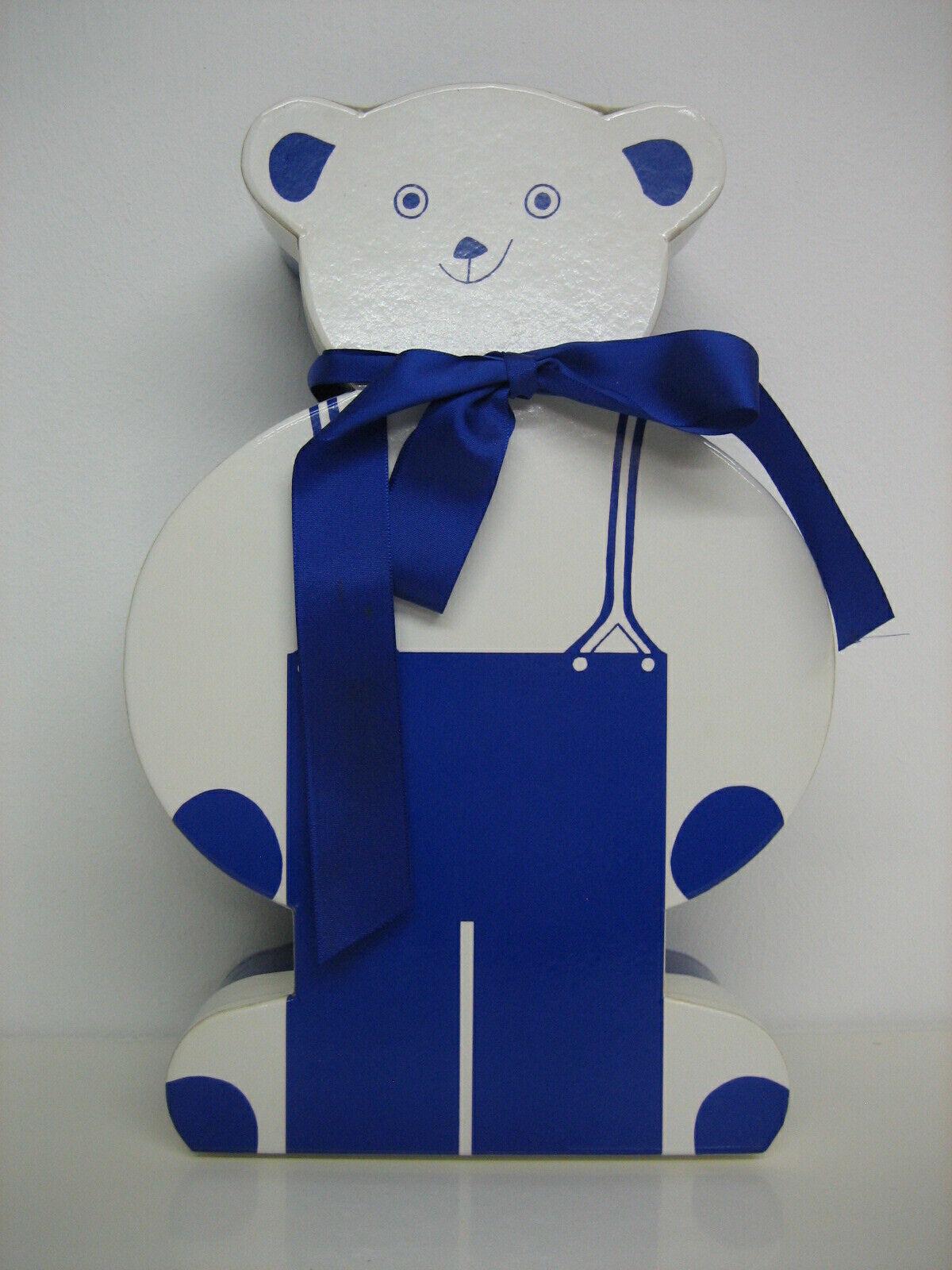 Teddybär Schachtel Geschenkkarton Teddybärform Bär Tedd Tee Handelskontor Bremen