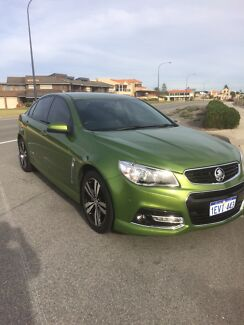 2015 holden commodore vf my15 sv6 storm  Port Kennedy Rockingham Area Preview