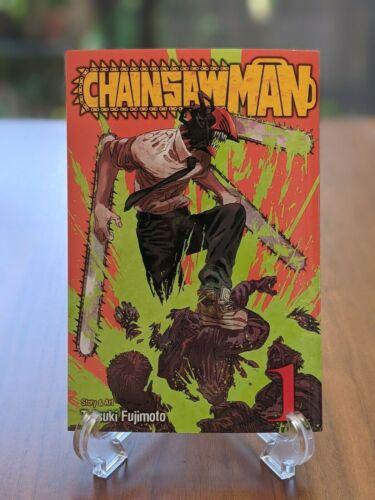 Chainsaw Man Vol 1 Manga by Tatsuki Fujimoto
