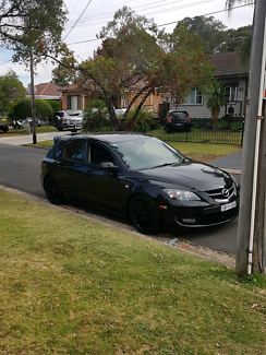 Mazda 3 mps turbo 11months rego