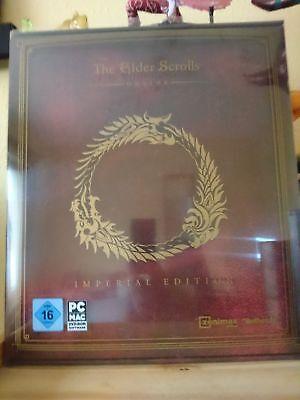The Elder Scrolls Online TESO - Imperial Edition PC Mac NEU OVP