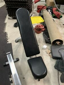 Gym weight incline bench