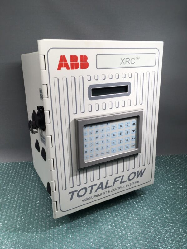 Abb XRC G4 Totalflow Measuring And Control Systems X6490Y