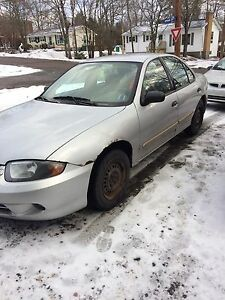 2003 Chevy Cavalier REDUCED
