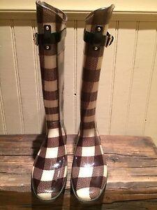 Women's Ralph Lauren Rubber Boots
