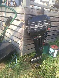 9.8hp Mercury outboard Keiraville Wollongong Area Preview