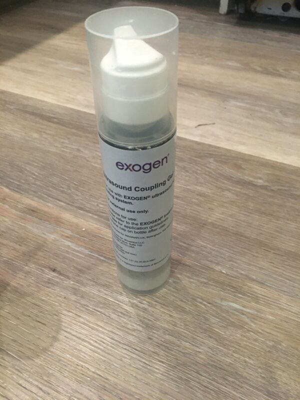 Exogen Ultrasound Bone Healing System Coupling Gel - 200 ml bottle