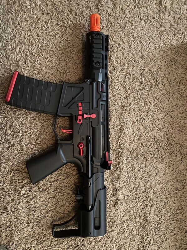 Airsoft Rifle Electric