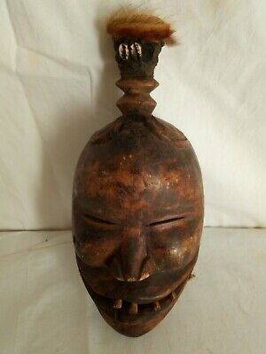 Antique Mask African