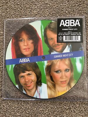 Abba Summer Night City Picture Disc