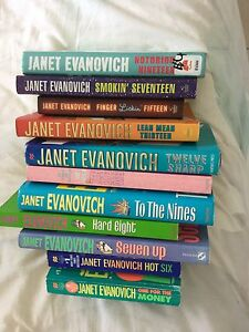Janet Evanovich One for the Money Book series Nambour Maroochydore Area Preview