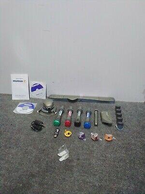 Used Mimio Interactive Capture Kit Easiteach Wcase Pens Eraser Accessories