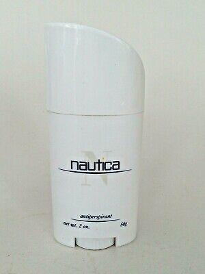 -  NAUTICA  Cologne Men 2oz / 56 g  Antiperspirant Deodorant Stick Unbox