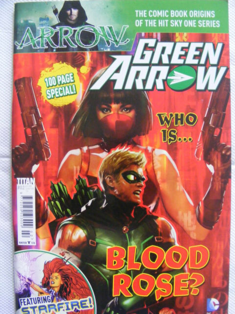GREEN ARROW # 2 DC SUPER HEROES TITAN / DC COMICS JAN 16 NEW 52