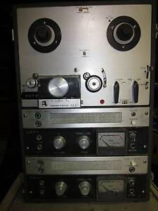 Reel to Reel Tape Recorder AKAI M-8 Bulli Wollongong Area Preview