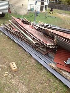 Secondhand old style roofing iron Inala Brisbane South West Preview