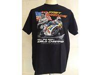T Shirt Motor Legend Motogp Sport Freddie Spencer Mugello Honda Tee S-3XL