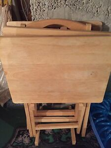 Wood tv tables and atand