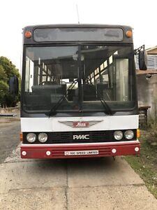1993 Hino pmc bus