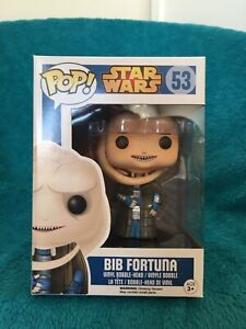Pop! BIB FORTUNA. (53). Star Wars. Caulfield East Glen Eira Area Preview