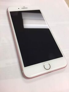iPhone 7+ 128gb MINT CONDITION UNLOCK