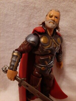 Marvel Universe 3.75 Thor Movie Odin with sword