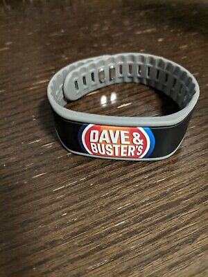 Dave and Busters Bracelet 45, 000+ Tickets