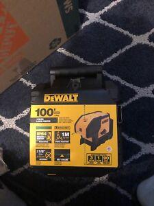DeWalt 30m range  laser pointer