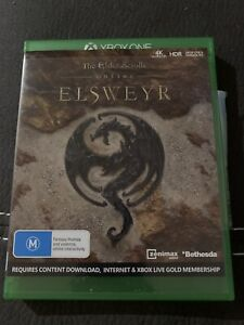 Elsweyr Xbox one game