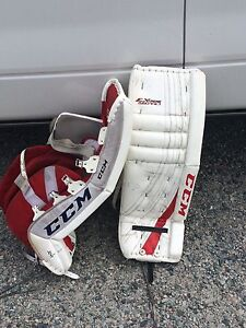 Goalie pads 32+1 for sell