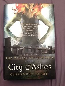 The Mortal Instrument: Book 2 and 3 Hard cover