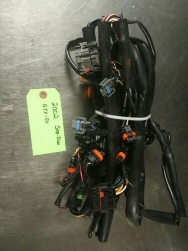 2002 Sea-Doo GTX DI Electrical Cable Harness Rear Section Used OEM Part
