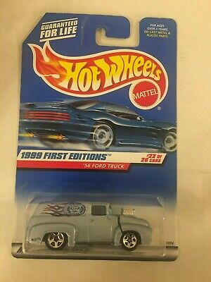 Hot Wheels 1999 first edition