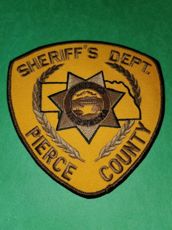 Pierce County Nebraska Sheriff