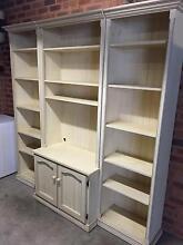 Book Shelf Modular Wall Unit Petersham Marrickville Area Preview