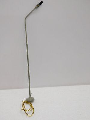 eso-18215Spur 0 Laterne Metall H:ca.300mm mit leichte Gebrauchsspuren,