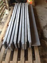 Concrete sleepers for colorbond fencing charcoal Acacia Ridge Brisbane South West Preview