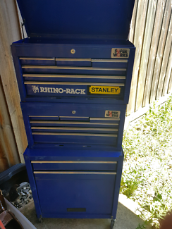 Tool chest for sale - used