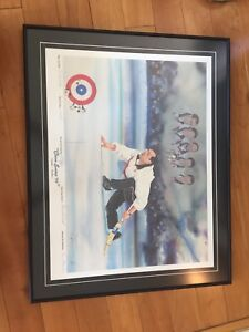 Olympic curling gold medalist of 94