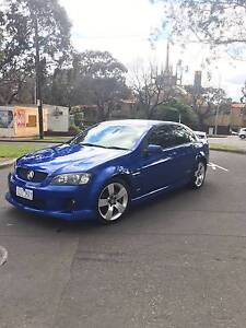 2006 Holden Commodore Sedan SS-V 1 YEAR REG Carlton Melbourne City Preview