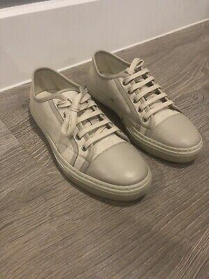 Mens GUCCI Cream / Beige Trainers - Size 7.5